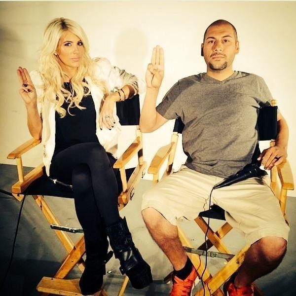 Shayne Lamas and Nik Richie..... - Celebrity Fashion Trends