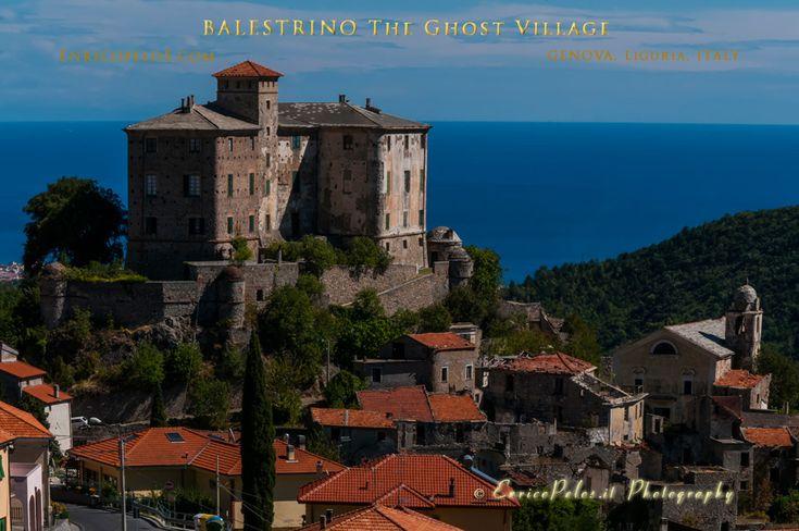 BALESTRINO Il Villaggio abbandonato (Ghost town)