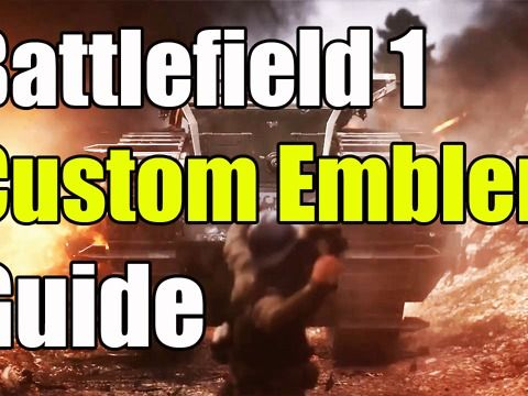 """Battlefield 1 Custom Emblem Guide """"How to get a Custom Emblem Battlefield 1"""" To get a custom Emblem on Battlefield 1  you need to follow this Battlefield 1 Custom Emblems Guide. I will put instructions on how to get a custom Emblem for all Browsers. This Battlefield 1 Emblem guide is awsome.<br /><br />Battlefield 1 Custom Emblem Guide """"How to get a Custom Emblem Battlefield 1""""<br /><br />Battlefield Hardline And Battlefield 4 allows players to create their own custom emblem on Battlelog and"""
