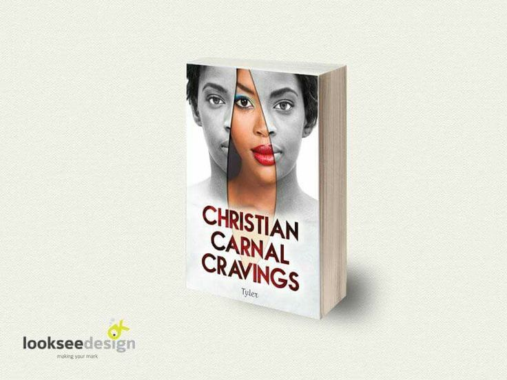 Book cover design designed by looksee design