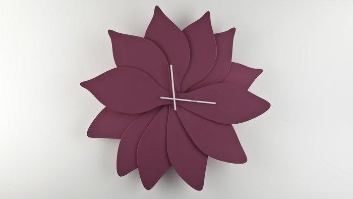 Lotus Wall Clock.Decor, Ideas, Lotus Clocks, Paper Flowers, Lotus Wall, Wall Clocks, House, Flower Clocks, Lotus Flower