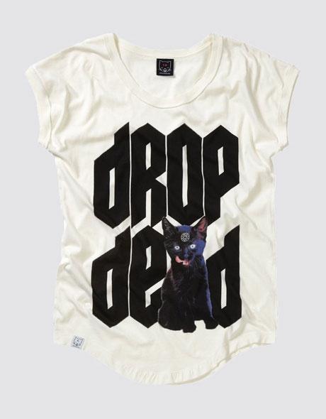 Binx Cream, Drop Dead Clothing