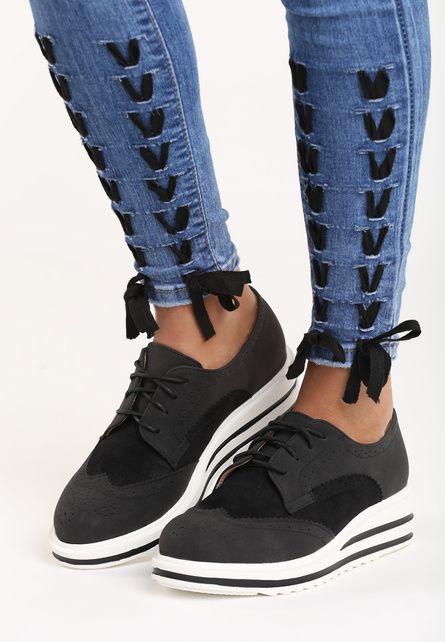 Pantofi cu platforma Catarina Negri