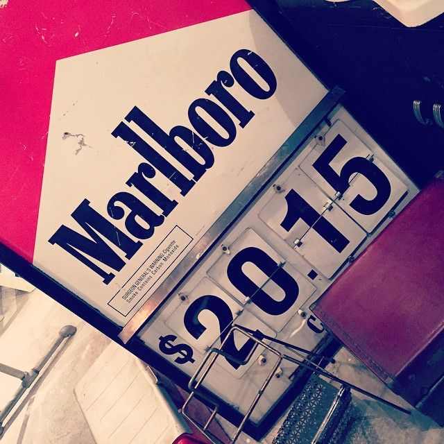 """#Marlboro"""