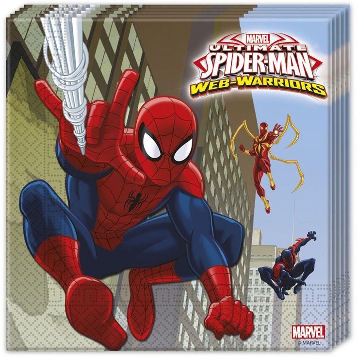 Spiderman Ultimate ™ | Catégories du produit | Fiesta.ma