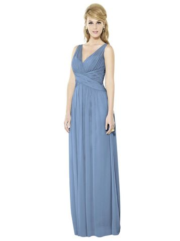 Slate Blue Bridesmaid Dresses & Slate Blue Bridesmaid Gowns | Weddington Way