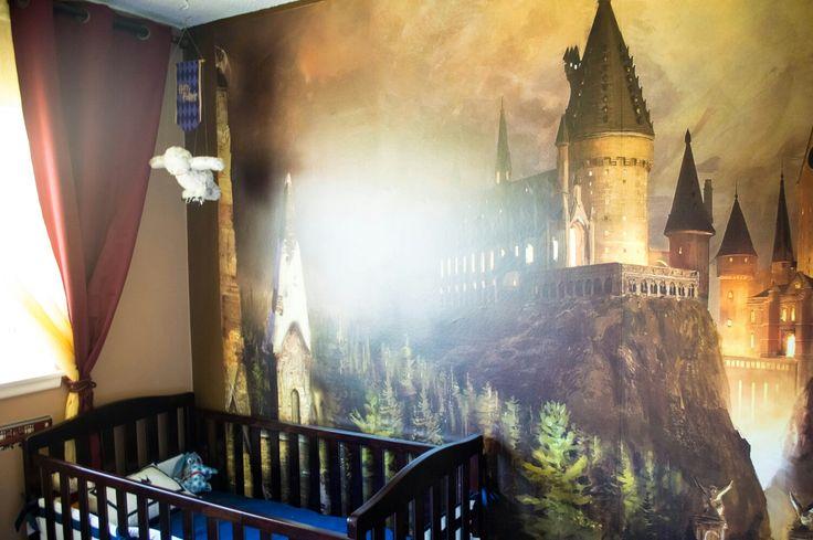 8 Best Harry Potter Nursery Images On Pinterest Harry