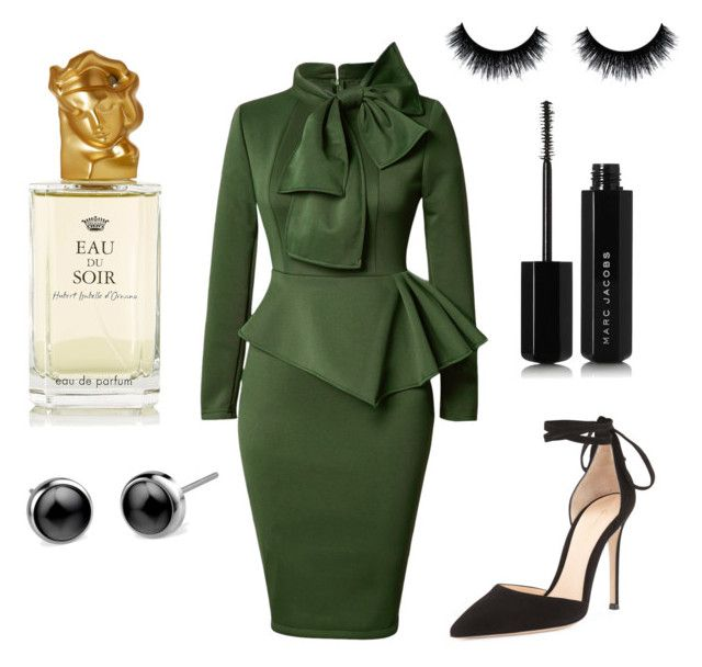 A little bit sexy by chanis000 on Polyvore featuring polyvore, moda, style, Gianvito Rossi, Marc Jacobs, Sisley, fashion and clothing