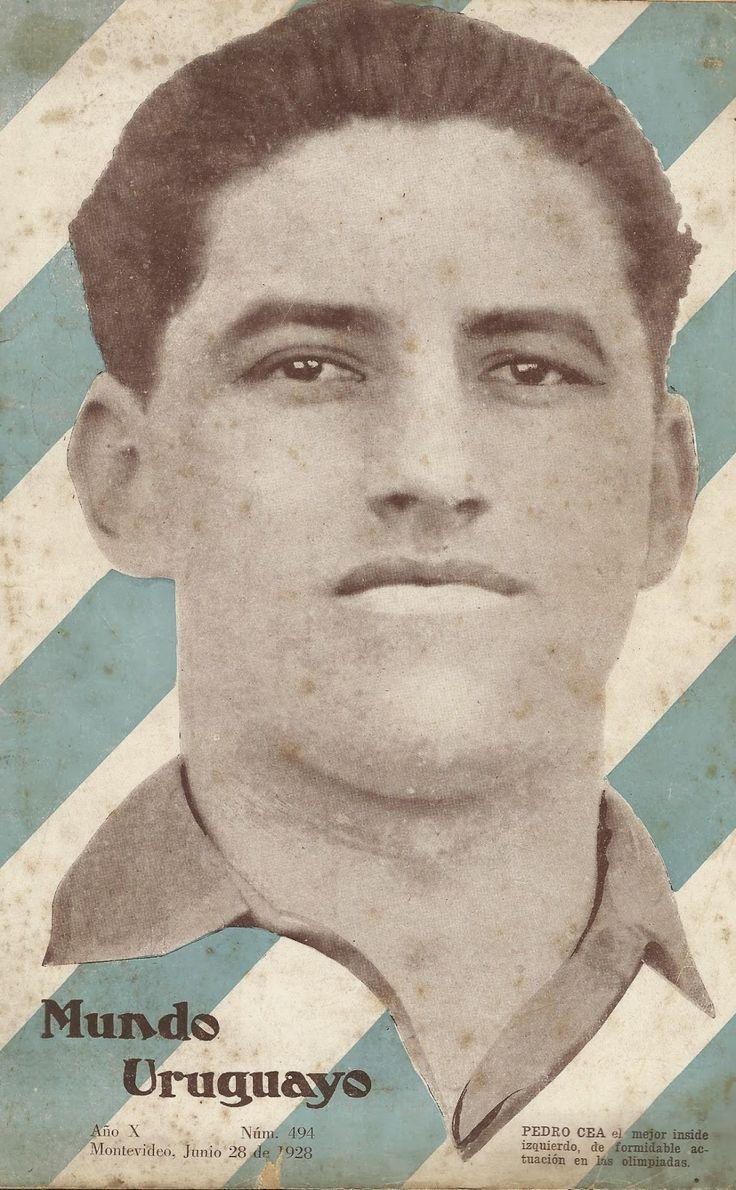 Pedro Cea Чемпион мира: 1930 Олимпийский чемпион (2): 1924, 1928 Чемпион Южной Америки (3): 1923, 1924, 1926