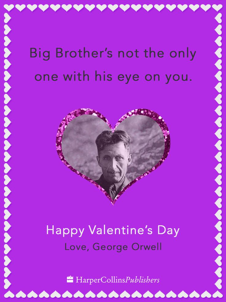 if famous writers sent valentines thanks harpercollins check them