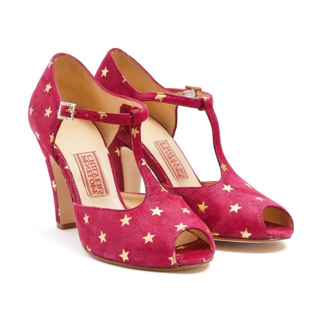 Shoes for a dancing queen - Cha Cha Cha by Penelope ChilversPenelope Chilvers, Dance Queens, Spring Summer, Of The