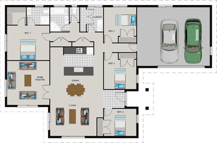 GJ Gardner | House Design | Napier