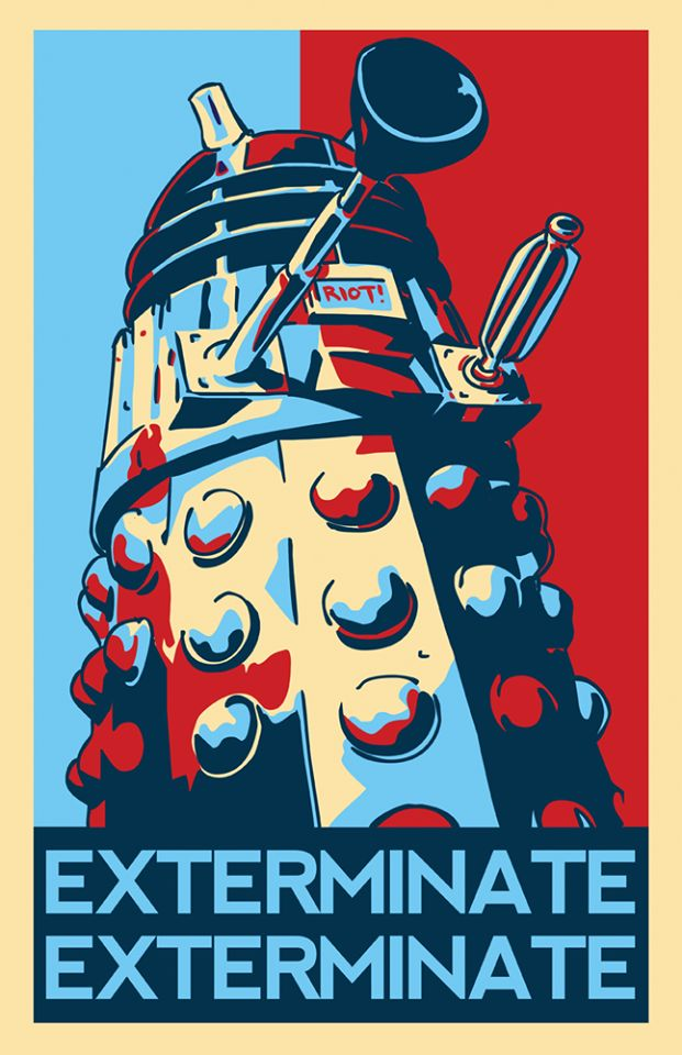 Exterminate! | Doctor Who? | Pinterest