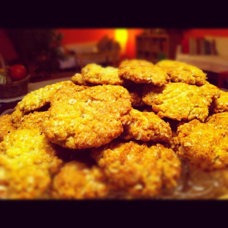Danadi's Kitchen: Zabpelyhes keksz