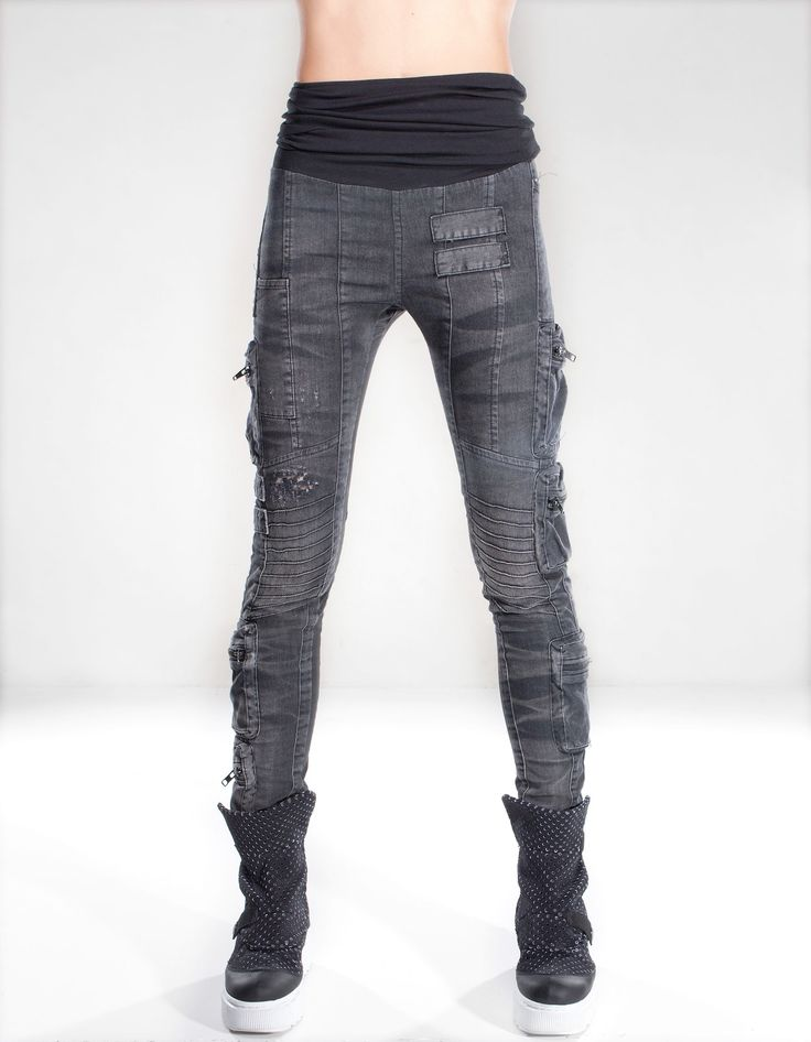 jeans leggings Demobaza