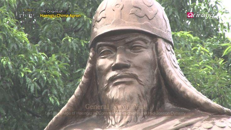 History Trivia(Ep.3) Haengju Chima(행주치마)