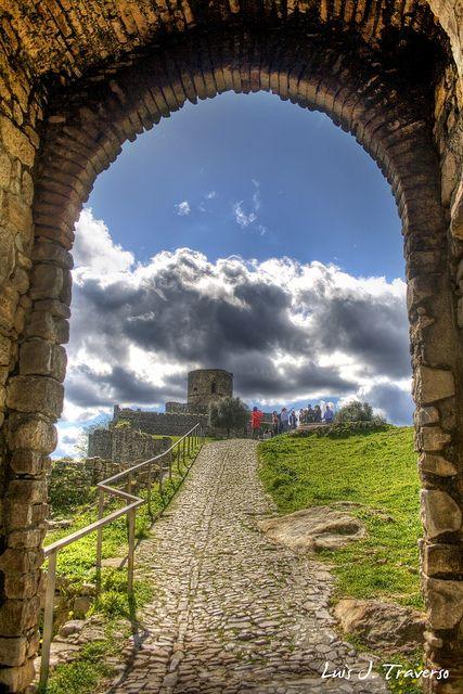 Castillo de Jimena Cádiz  Spain