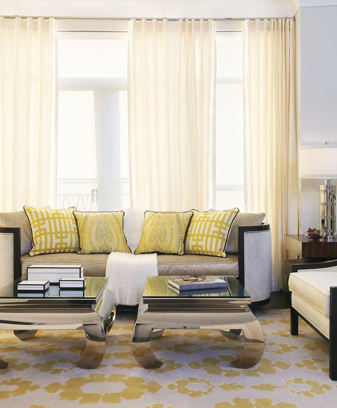 Laura stein interiors portafoglio interni in stile Art Déco di transizione soggiorno