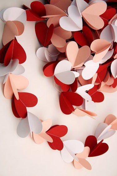 Гирлянды ко дню Св. Валентина