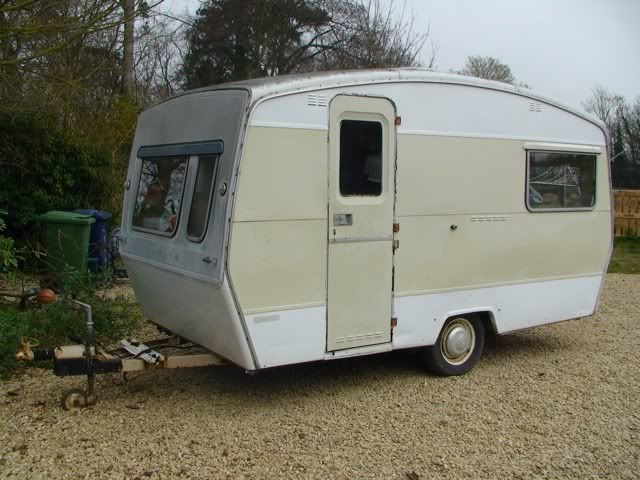Any classic Sprite caravan boffins in the house? What have I got? - VZi, Europe's largest VW, community and sales