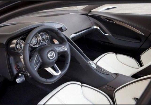 2018 Mazda RX-9 Interior Style Design