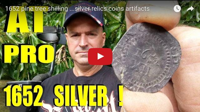 Metal Detecting Videos - Garrett AT Pro