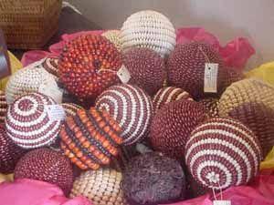 esferas con semillas - Buscar con Google