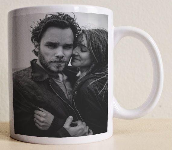 Personalized Photo Mug   Husband Gift  Photo Gifts for Mom