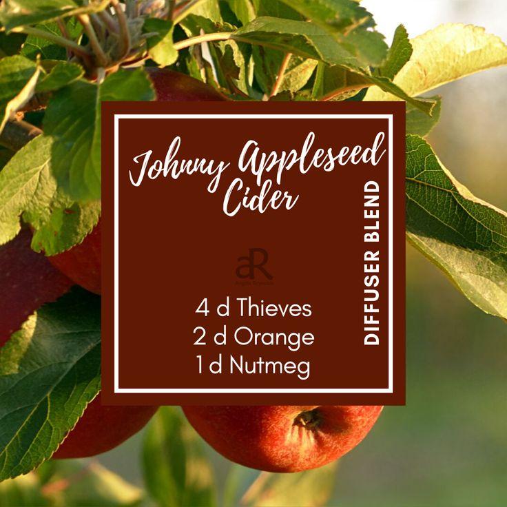Johnny Appleseed Cider Diffuser Blend