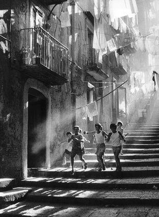 Branzi Piergiorgio Napoli Anni 50