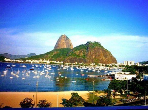 Praia de Botafogo, Rio de Janeiro/RJ - Brasil