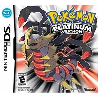 Pokemon version Platine