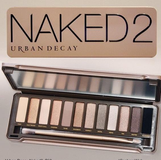Sephora's Naked 2 (Not my photo)
