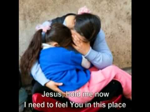Jesus, Hold Me Now--Casting Crowns with lyrics - YouTube