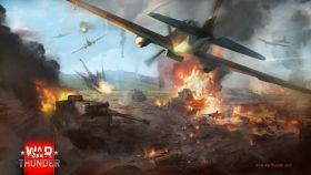 War Thunder - Next-Gen MMO Combat Game for PC, Mac, Linux and PlayStation®4 | Play for free now! - Fondos de escritorio