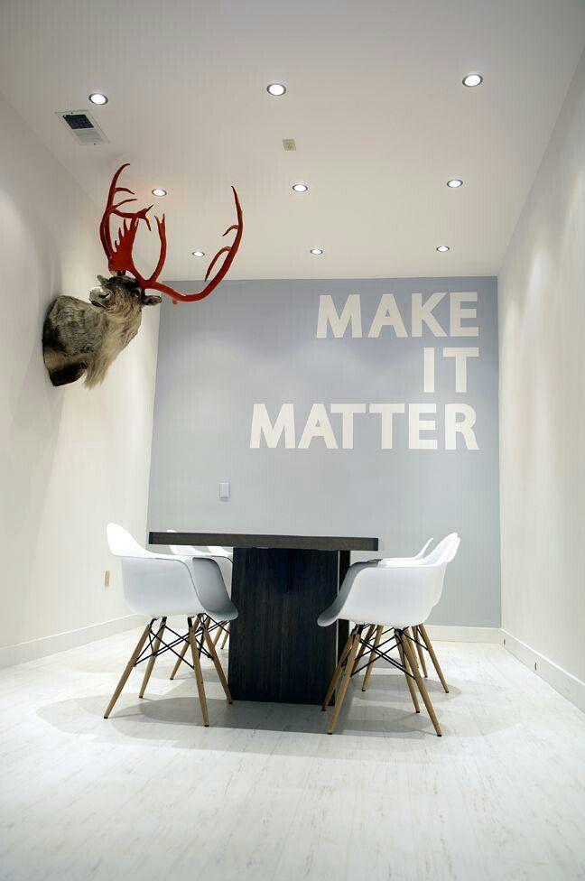 Vergaderen met focus.  Make it mater