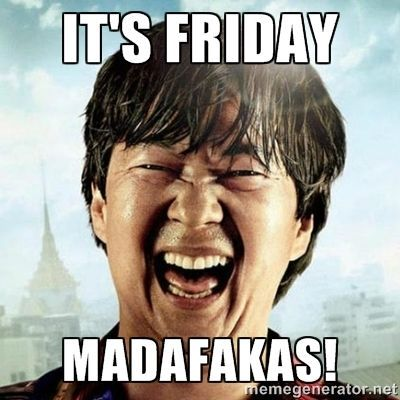25 Funny Friday Memes