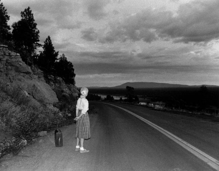 Cindy Sherman Untitled Film Still #48, 1979, a Masterpiece now on view at The Museum of Modern Art, New York.