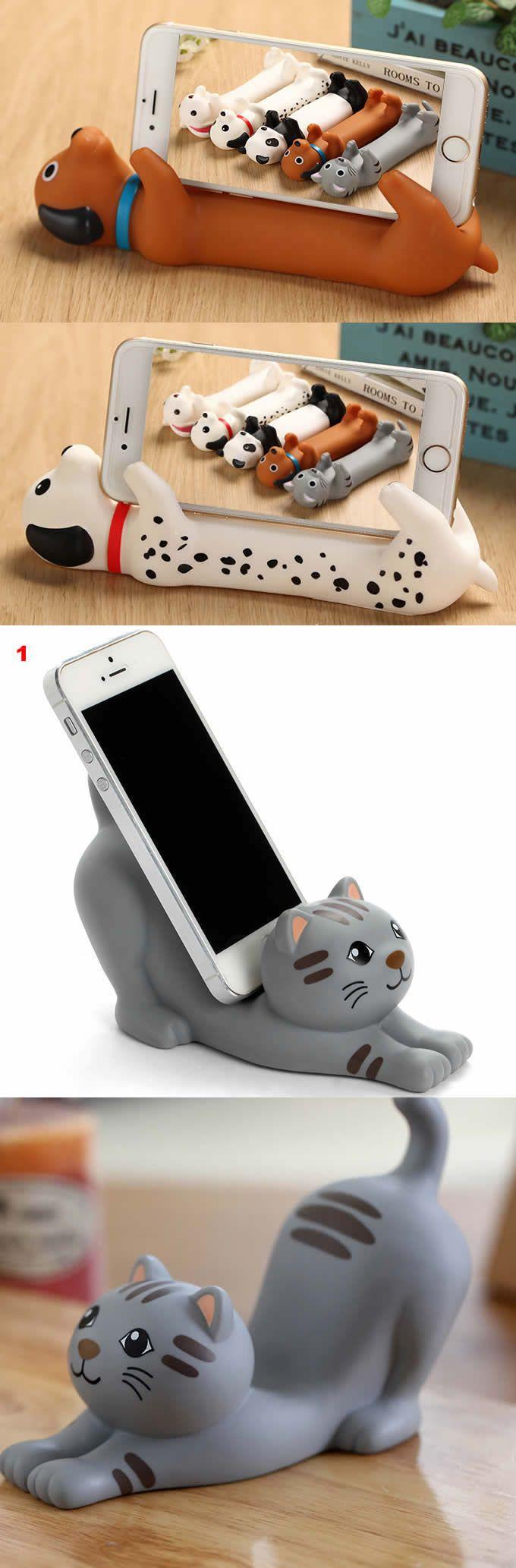 Si eres amante de los animales, esta base en forma de gatos y perros será tu próxima adquisición #gatos_manualidades_diy