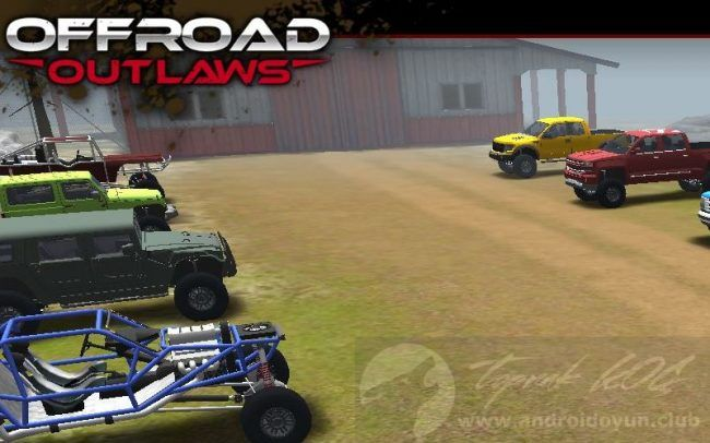 Offroad Outlaws V2 5 1 Mod Apk Money Hacks Android Ios Apps