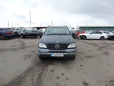 eBay: 1999 MERCEDES ML 320 AUTO 3.2 PETROL 5 SPEED DAMAGED REPAIRABLE HPI CLEAR