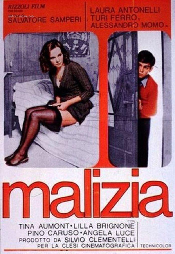 1974 Meilleure Révélation Actrice Laura ANTONELLI