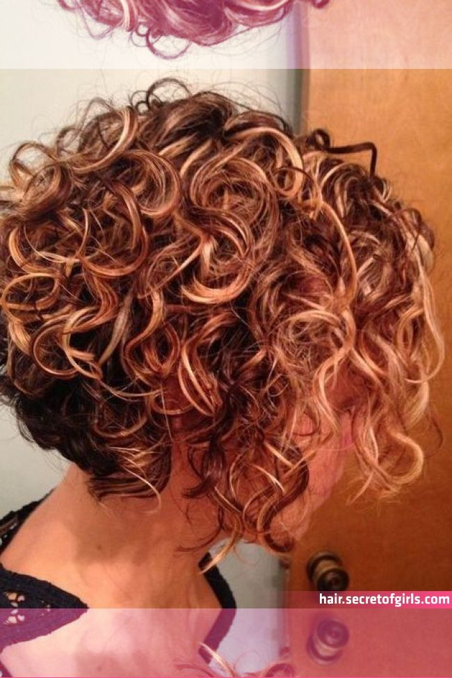 Life Changing Hacks For Curly Hair In 2020 Short Permed Hair Short Curly Haircuts Haircuts For Cur In 2020 Short Curly Haircuts Short Permed Hair Permed Hairstyles