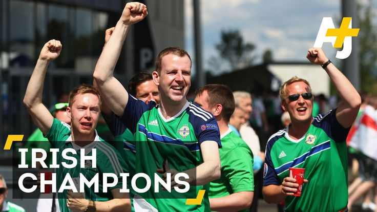 Are Irish Fans The Champions Of Euro 2016?
