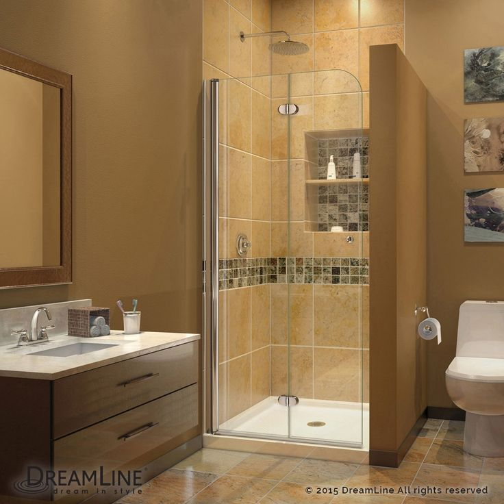 Narrow Sliding Shower Doors