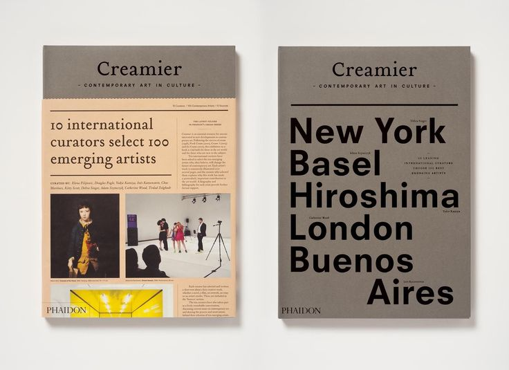 creamier art in culture phaidon press designed by sonya dyakova