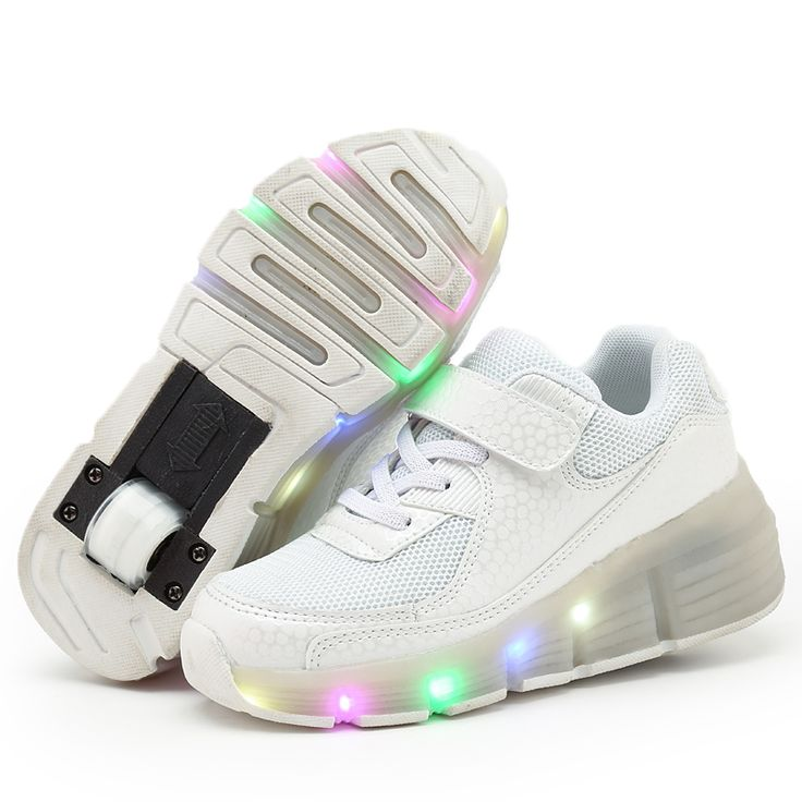 New Child Wheelys Jazzy LED Light Heelys Roller Skate Shoes For Children Kid Junior Boys Girls fashion Sneakers With Wheels♦️ B E S T Online Marketplace - SaleVenue ♦️ http://www.salevenue.co.uk/products/new-child-wheelys-jazzy-led-light-heelys-roller-skate-shoes-for-children-kid-junior-boys-girls-fashion-sneakers-with-wheels/ US $14.91