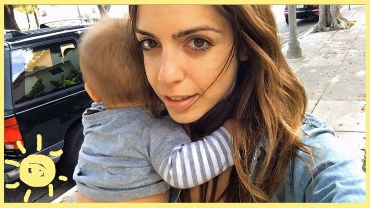 ELLE | DAY IN LIFE of YouTuber, breastfeeding mom of 2!