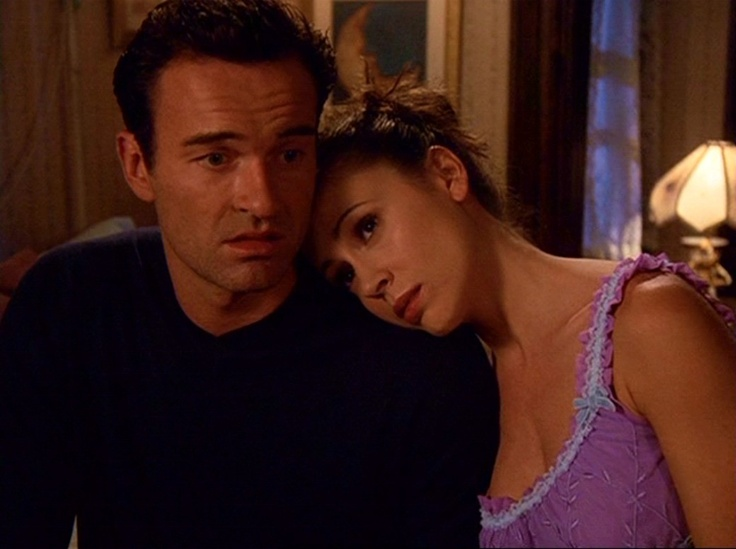 I can't believe I almost completely forgot about the Charmed couples....  Phoebe and Cole. <3