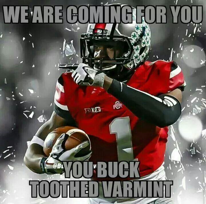 Ohio State Football ....                                                                                                                                                                                 More